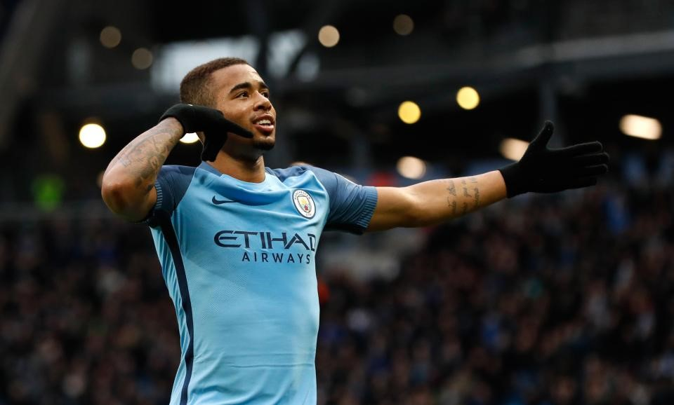 "Gabriel Jesus nomineret til ""Golden Boy"" prisen"